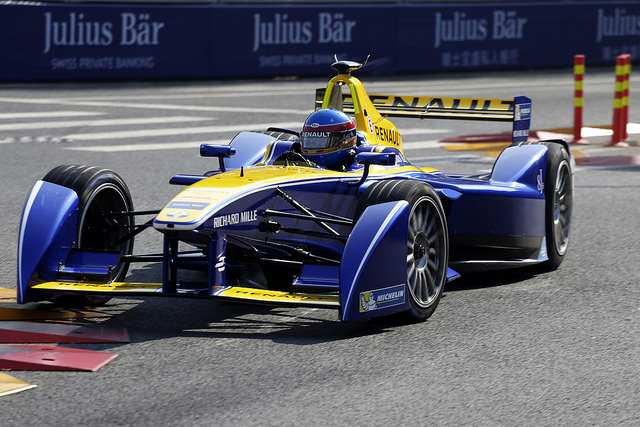 """""""AUTO - FORMULA E BEIJING 2015"""" by RENAULT SPORT is licensed under CC-BY-NC 2.0"""