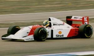McLaren-Ford