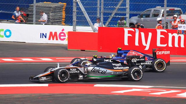 2015 Mexican Grand Prix