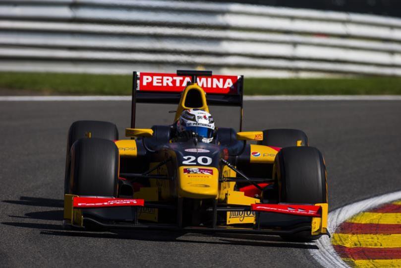 Giovinazzi - Prema Racing