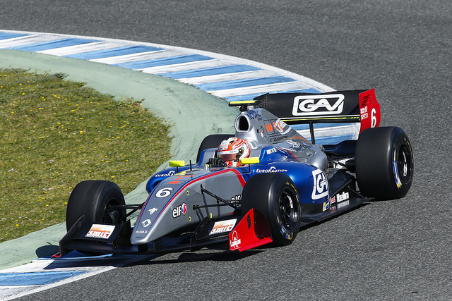 Luca Ghiotto FR 3.5