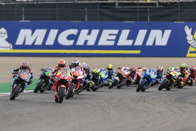 14 Aragon GP 19, 20, 21 y 22 de septiembre de 2019, circuito de