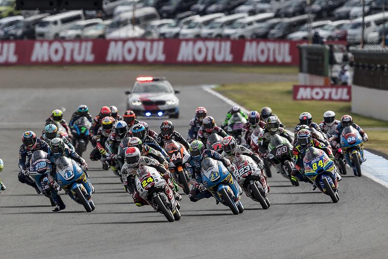 16 Japon GP 17, 18, 19 y 20 de octubre de 2019, circuito de Mote