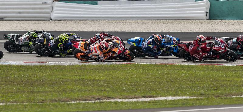 18 Malasia GP 31, 1, 2 y 3 de noviembre de 2019, circuito de Sep